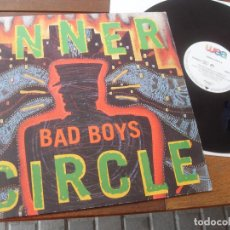 Discos de vinilo: INNER CIRCLE-.MAXI SINGLE BAD BOYS - MADE IN SPAIN 1993. Lote 98122735