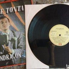 Discos de vinilo: BESAME TONTA. ORQUESTA MONDRAGON JAVIER GURRUCHAGA. Lote 98123643