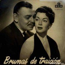 Discos de vinilo: BRUMAS DE TRAICION. HOLLAND STREET ORGAN. D. COUPLAND. D. PARKER. EP ESPAÑA. Lote 98127779