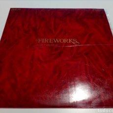 Discos de vinilo: JOSE FELICIANO. FIREWORKS.. Lote 98130452