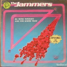 Discos de vinilo: THE JAMMERS ‎– BE MINE TONIGHT - SALSOUL RECORDS 1983 - MAXI - P. Lote 98137499