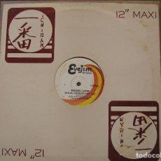 Discos de vinilo: YOUNG LOVE – SEXUAL HEALING RAP - EVEJIM RECORDS - MAXI - P -. Lote 98144443