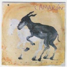 Discos de vinilo: CAMARON DE LA ISLA - LA PRIMAVERA (1992)[SINGLE]. Lote 98146755