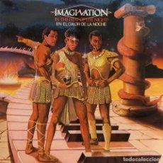 Discos de vinilo: IMAGINATION. IN THE HEART OF THE NIGHT. LP ESPAÑA.. Lote 98147427