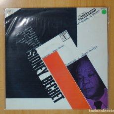 Discos de vinilo: SIDNEY BECHET - HOMENAJE A SIDNEY BECHET - LP. Lote 98148302