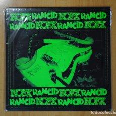 Discos de vinilo: NOFX AND RANCIND - SLIP SERIES VOLUMEN III - LP. Lote 98148890