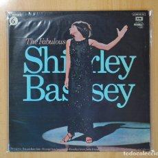 Discos de vinilo: SHIRLEY BASSEY - THE FABULOUS SHIRLEY BASSEY - LP. Lote 98149622