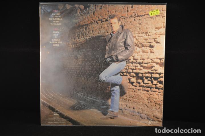 Discos de vinilo: FLAMINGOS - EN LA CALLE - LP - Foto 2 - 98152651