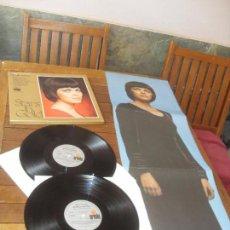 Discos de vinilo: MIREILLE MATHIEU LP STARS IN GOLD MADE IN GERMANY 1965 CLUB SOMDERAUFLAGE. Lote 98185631