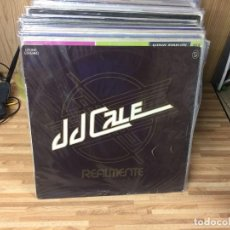 Discos de vinilo: LP - J.J.CALE - REALMENTE (REALLY) - SHELTER RECORDING COMPANY INC. LP-0106 - 1976 . Lote 98189975