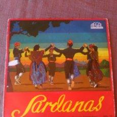 Discos de vinilo: SARDANAS - REGAL. Lote 98199688