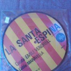 Discos de vinilo: LA SANTA ESPINA. Lote 98199839