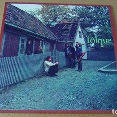 Discos de vinilo: FOLQUE - FOLQUE (LP REEDICIÓN) NUEVO. Lote 98204203