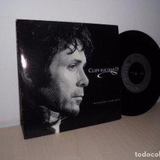 Discos de vinilo: CLOIFF RICHARD-MISUNDERSTOOD MAN EDIT-EMI AÑO 1995- MISUNDERSTOOD MAN INSTRUMENTAL-. Lote 98205239