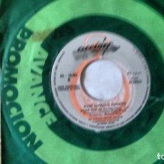 Discos de vinilo: SINGLE (VINILO)-PROMOCION- DE JOSE ALFREDO FUENTES. Lote 98205303