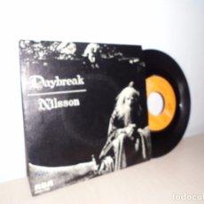 Discos de vinilo: DAYBREAK-NILSSON-AND RINGO STARR SON OF DRACULA -RCA- AÑO 1974. Lote 98205791