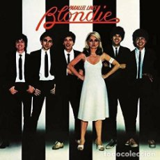 Discos de vinilo: LP BLONDIE PARALLEL LINES VINILO 180G + MP3 DOWNLOAD PUNK NEW WAVE. Lote 155094698