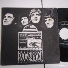 Discos de vinilo: SINGLE-PROCESSION-EVERY AMERICAN CITIZEN-1968-SPAIN-. Lote 98217315