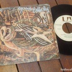 Discos de vinilo: GERRY RAFFERTY- SINGLE NIGHT OWL MADE IN SPAIN 1979 BUHO NOCTURNO. Lote 98217959