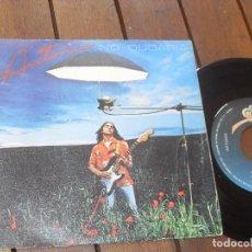 Discos de vinilo: ANTONIO FLORES- SINGLE NO DUDARIAL MADE IN SPAIN 1980. Lote 98218059