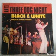 Discos de vinilo: THREE DOG NIGHT - BLACK & WHITE. Lote 98218715