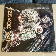 Discos de vinilo: ANGKOR WAT - CORPUS CHRISTI - VINILO 1990. Lote 98219471