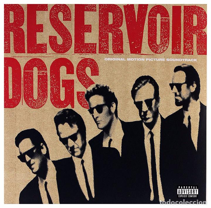 Discos de vinilo: LP RESERVOIR DOGS OST VINILO 180 G + DESCARGA MP3 TARANTINO - Foto 1 - 98751166