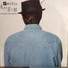 Discos de vinilo: EMILIO ARAGON - YO TENGO UNA BOLITA / SIN GRABAR - NUEVO PROMO ESPAÑOL. Lote 98220559