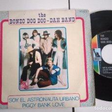 Discos de vinilo: SINGLE-THE BONZO DOG DOO DAH BAND-SOY EL ASTRONAUTA URBANO-1968-SPAIN-. Lote 98221103