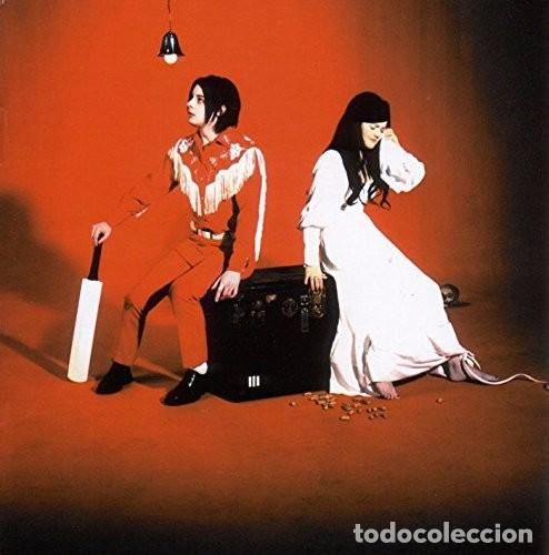 2LP THE WHITE STRIPES ELEPHANT VINILO (Música - Discos - LP Vinilo - Pop - Rock Extranjero de los 90 a la actualidad)