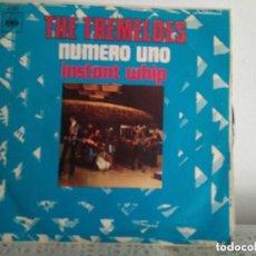 Discos de vinilo: TREMELOES - NUMERO UNO (SG) 1970. Lote 98229171