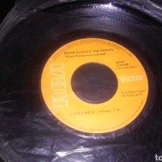 Discos de vinilo: BRIAN AUGER & THE TRINITY SINGLE 7' LISTEN HERE + 1 1971. Lote 98229439