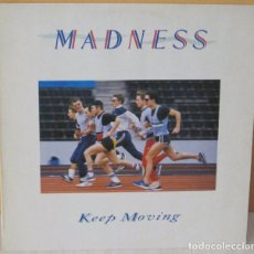 Discos de vinil: MADNESS - KEEP MOVING STIFF - 1984. Lote 98231487
