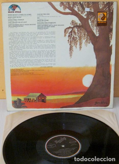 Discos de vinilo: MEMPHIS SLIM & BUDDY GUY - HOUSE OF THE BLUES VOL. 1 BARCLAY - 1975 - Foto 2 - 98232279