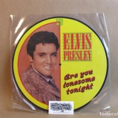 Discos de vinilo: ELVIS PRESLEY-ARE YOU LONESOME TONIGHT-LP-1987-VG+. Lote 98234287