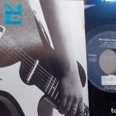 Discos de vinil: SINGLE (VINILO) DE MELISSA ETHERIDGE AÑOS 90. Lote 98235879