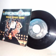 Discos de vinilo: THE JACKSONS-WALK RIGHT NOW-YOUR WAYS - MADRID -AÑO 1981-CBS -. Lote 98235975