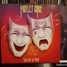 Discos de vinilo: MOTLEY CRUE - THEATRE OF PAIN. Lote 98239959