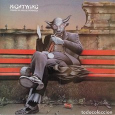 Discos de vinilo: NIGHTWING - STAND UP AND BE COUNTED 1983, HEAVE NWOBHM, RARA 1ª EDIC ORG UK, IMPECABLE !!. Lote 98244867