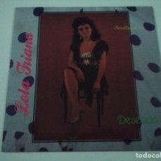 Discos de vinilo: LOLA TRIANA - DESEADO (LP). Lote 98246303