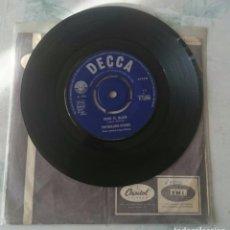 Vinyl-Schallplatten - The Rolling Stones: Paint it black / Long long while (Decca 1966) - 98251371