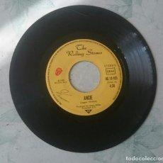 Discos de vinilo: THE ROLLING STONES: ANGIE / SILVER TRAIN (1972) . Lote 98251503