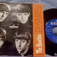 Discos de vinilo: THE BEATLES - ROLL OVER BEETHOVEN + 3 EP EDICIÓN ESPAÑOLA DEL AÑO 1964. Lote 98251819