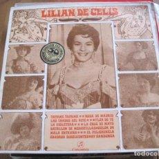 Discos de vinilo: LILIAN DE CELIS - S/T - LP COLUMBIA 1969. Lote 98332739