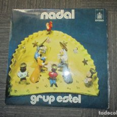 Discos de vinilo: GRUP ESTEL - NADAL - HISPAVOX - SPAIN - 1973 - SPAIN - RAREZA - IBL -. Lote 98345631
