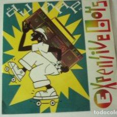 Discos de vinilo: EXPENSIVE BOYS. D.J. RAP. INDALO. 1987.. Lote 98352735