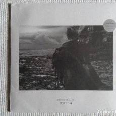 Discos de vinilo: DOUGLAS DARE - '' WHELM '' LP + LINK + BOOK 2014 UK LIMITED EDITION SEALED. Lote 98352867