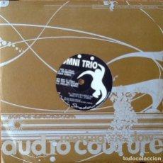 Discos de vinilo: OMNI TRIO : SOUL PROMENADE [UK 1994] 10'. Lote 98356955