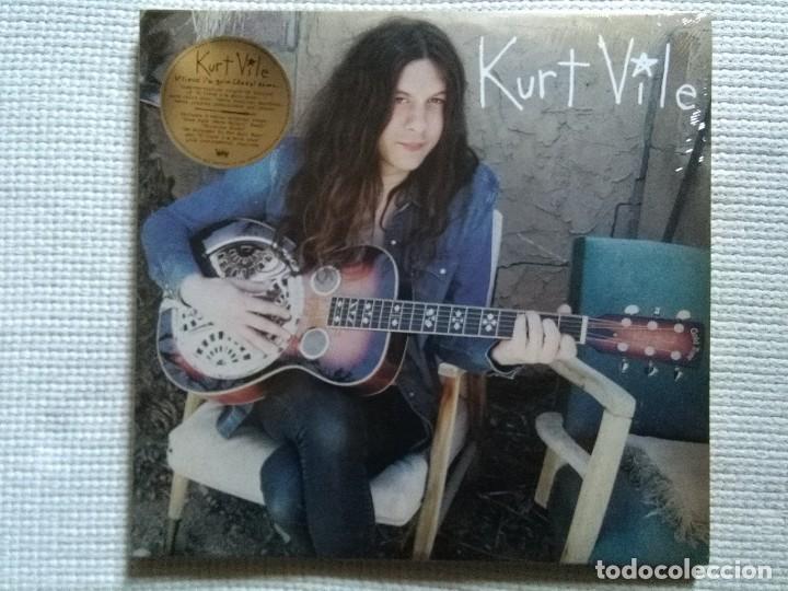 KURT VILE - '' B'LIEVE I'M GOIN (DEEP) DOWN... '' 3 LP DELUXE LIMITED EDITION 3500 USA 2015 SEALED (Música - Discos - LP Vinilo - Pop - Rock Extranjero de los 90 a la actualidad)