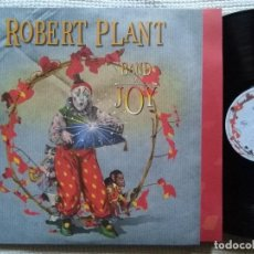 Discos de vinilo: ROBERT PLANT - '' BAND OF JOY '' 2 LP 180 GR. + INNER 2010 EU. Lote 98360063